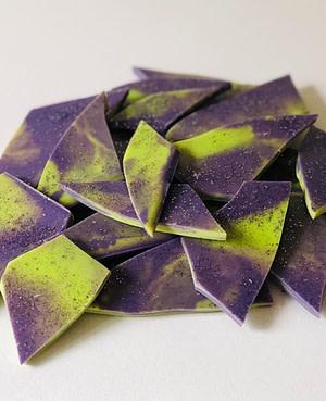 Extraterrestrial wax melt